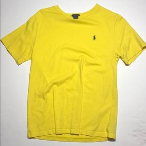 Polo T-Shirt (Yellow)